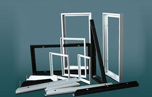 转印木纹铝型材的生产过程